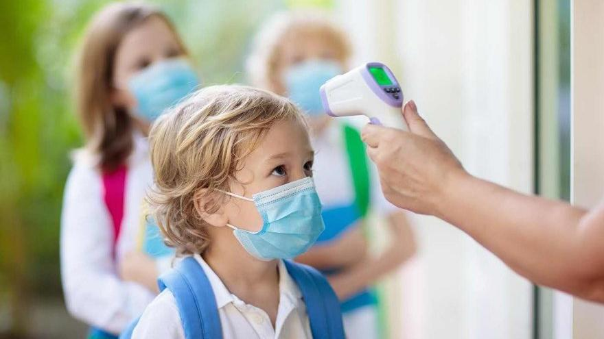 Mutasyonlu virüs çocukları da etkiliyor