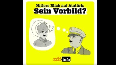 Alman TV'sinden skandal yayın: Atatürk'ü alet ediyorlar