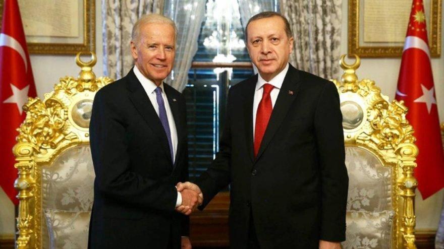 ABD Başkanı Joe Biden, Erdoğan'ı aradı