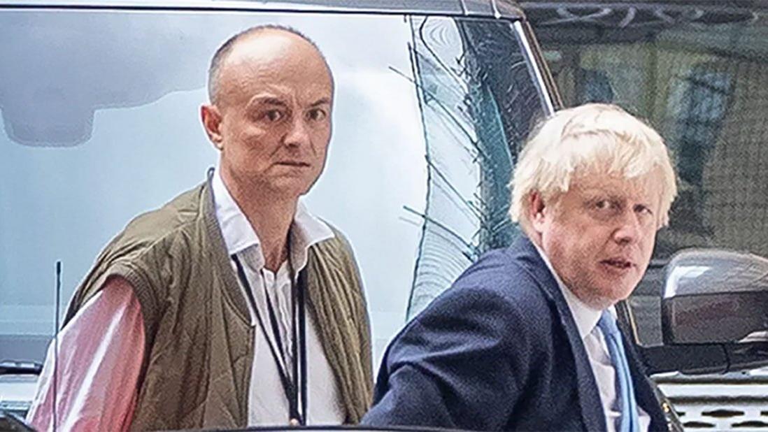 İngiltere bu iddiayla çalkanıyor: Johnson'ın mesajlarını eski başdanışmanı Cumming sızdırdı