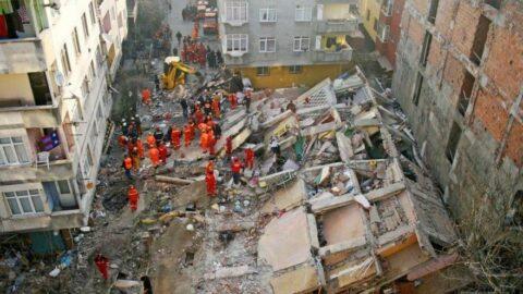 Prof. Ersoy: Her 50 yılda bir Marmara çevresinde 7'nin üzerinde deprem oluyor
