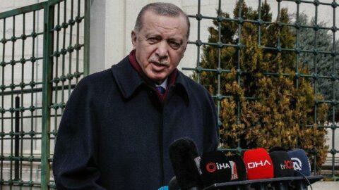 Erdoğan'dan corona tedbiri uyarısı
