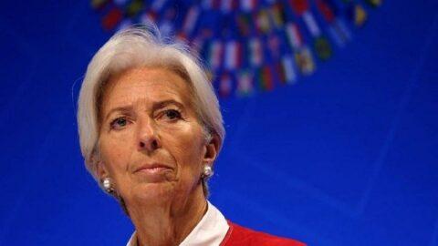 Lagarde ekonomik toparlanma için tarih verdi