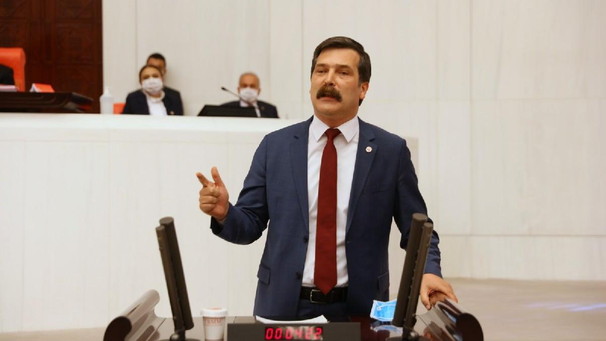 Erkan Baş'tan iktidara: Sizin iradeniz, 23 Nisan'da temsilen koltuğa oturan çocuk kadar oldu mu?