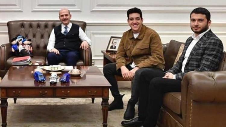 Bakan Süleyman Soylu'dan Faruk Fatih Özer açıklaması