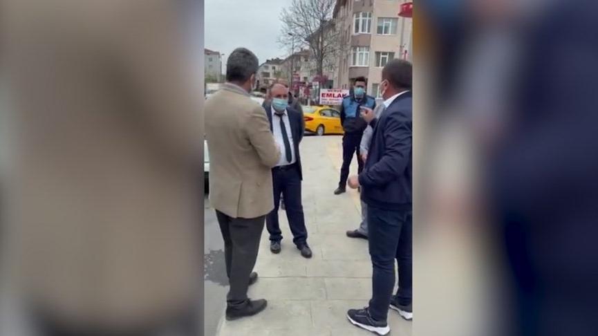 Üsküdar'da Halk Ekmek büfesi krizi: Zabıta 15 Temmuz gazisine verilen yeni büfeye müdahale etti