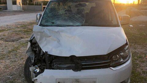Konya'da feci kaza: Bir ölü, 3 yaralı