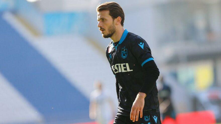 Trabzonspor, Abdulkadir Parmak'a Kadro Dışı Ve Para Cezası
