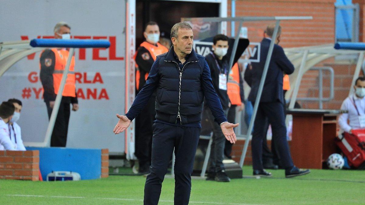 Abdullah Avcı'dan Serie A örneği: 'Oyuncularıma rica etmedim, emrettim'