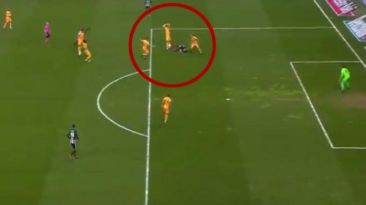 Beşiktaş Kayserispor maçında penaltı tartışması