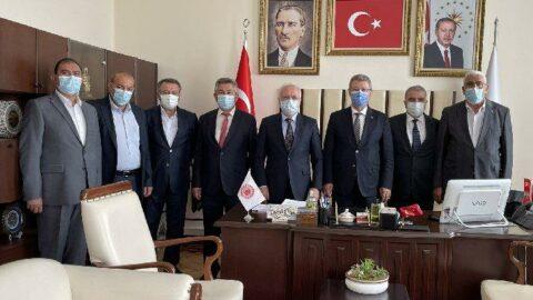 AKP'de yeni fotoğraf krizi: Masum bir ziyaret değil