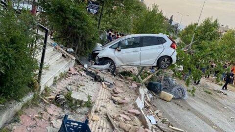 Hatay'da katliam gibi kaza: 4 ölü, 2 yaralı