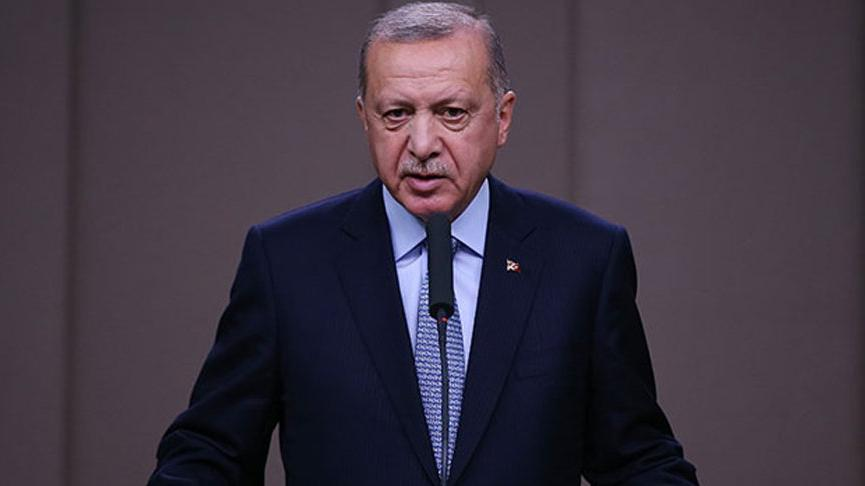 Cumhurbaşkanı Erdoğan, Irak'ın kuzeyine düzenlenen harekatın adını duyurdu