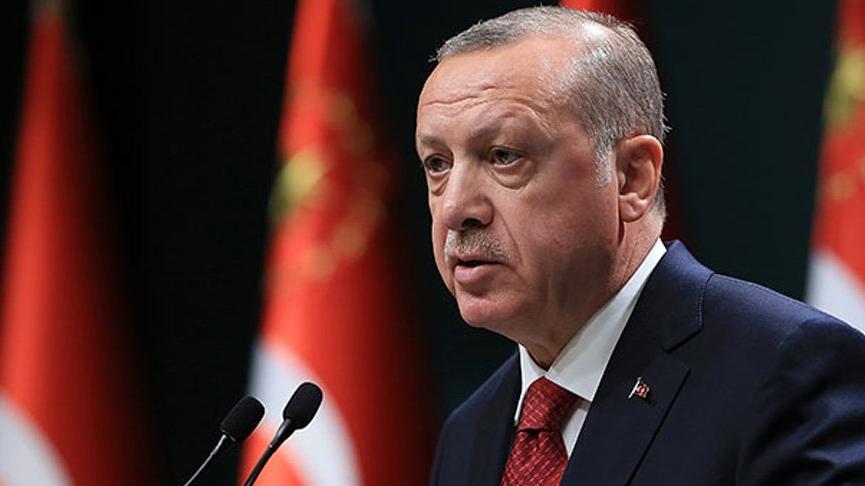 Cumhurbaşkanı Erdoğan'dan Türkiye Ermenileri Patriği Sahak Maşalyan'a mesaj - Son dakika haberleri