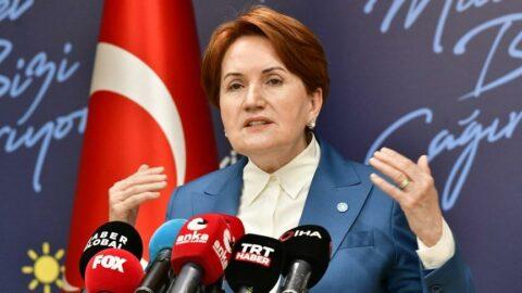 Meral Akşener: Türk milletinin onur ve itibarına yönelik ağır bir saldırı niteliğini taşıyor