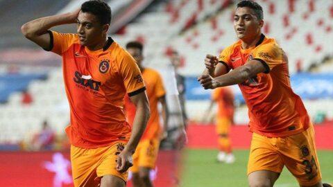 Mostafa Mohamed Antalya'da döndü! 3 puanı Galatasaray'a getirdi...