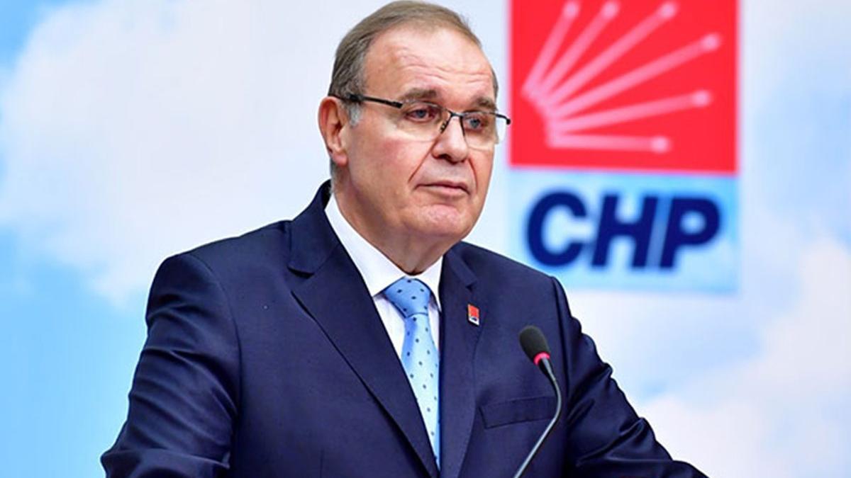 CHP: Büyük bir yanlış olarak tarihe geçecek
