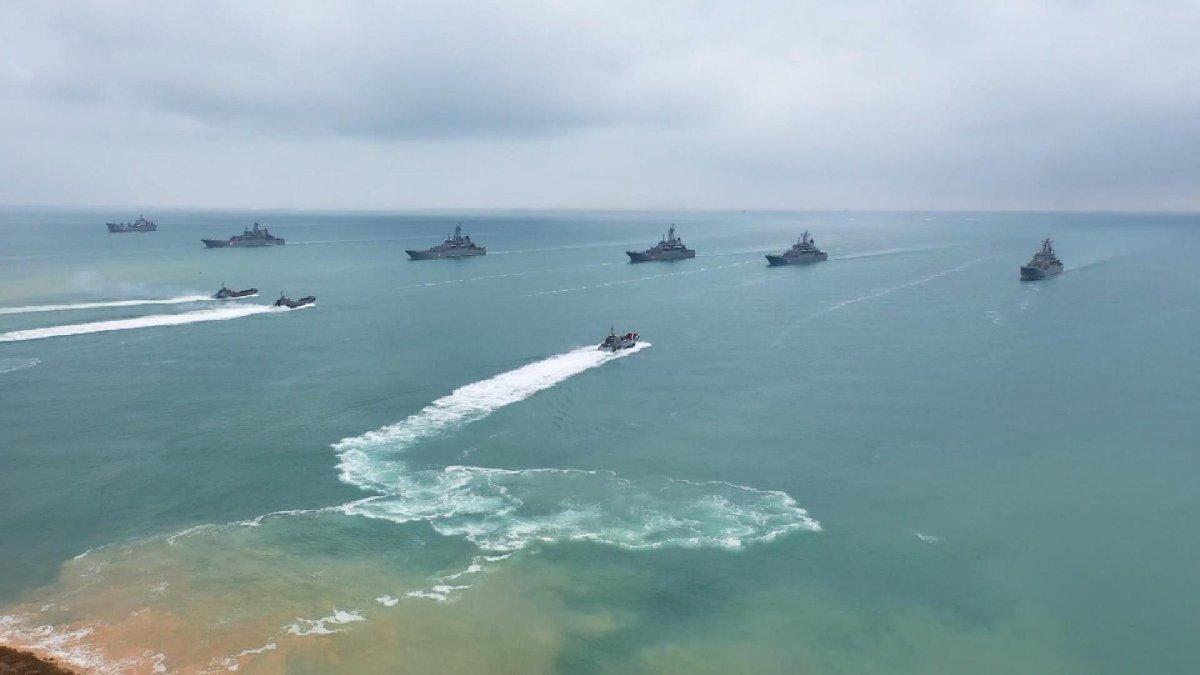 Rusya'dan Karadeniz'de kritik hamle: Üç bölge kapanıyor