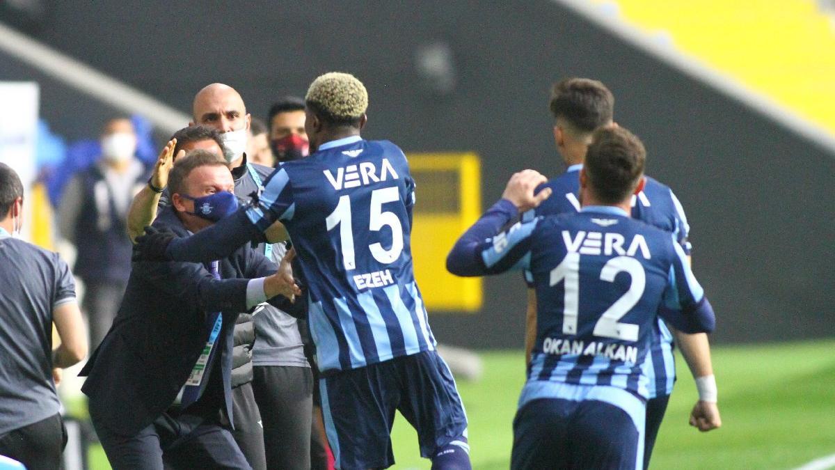 TFF 1. Lig alev alev! Adana Demirspor liderliği aldı! Ankaraspor küme düştü...