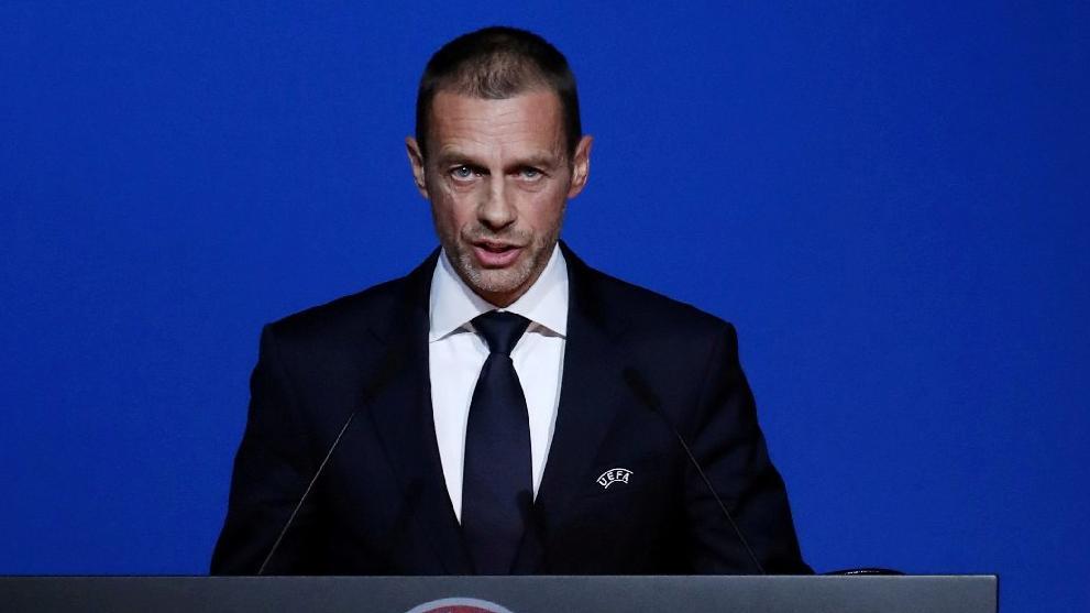 Aleksander Ceferin açıkladı! Avrupa Süper Ligi cezasız kalmayacak