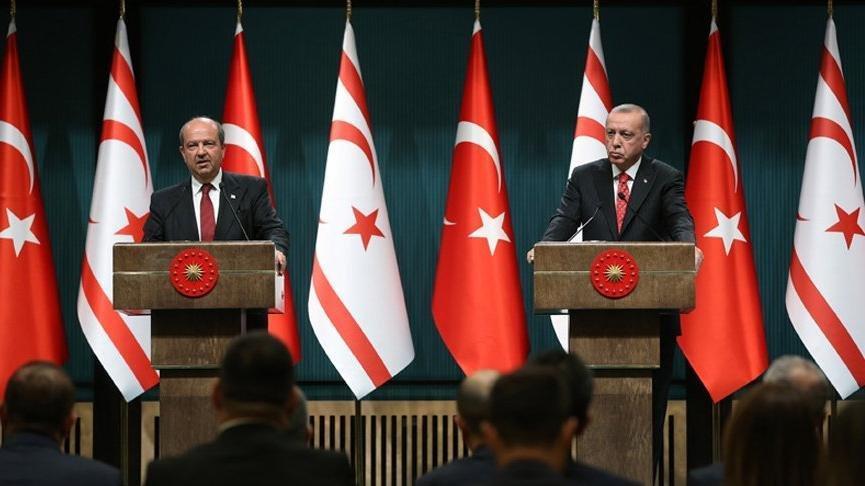 KKTC Cumhurbaşkanı Tatar Türkiye'ye geliyor