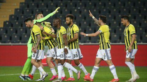 Fenerbahçe şampiyonluk yarışına 'devam' dedi! Kasımpaşa'dan 3 puanı aldı...