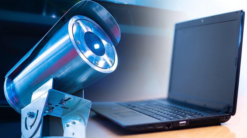 Yeni hırsızlık yöntemi: Bilgisayar kamerasından izliyorlar
