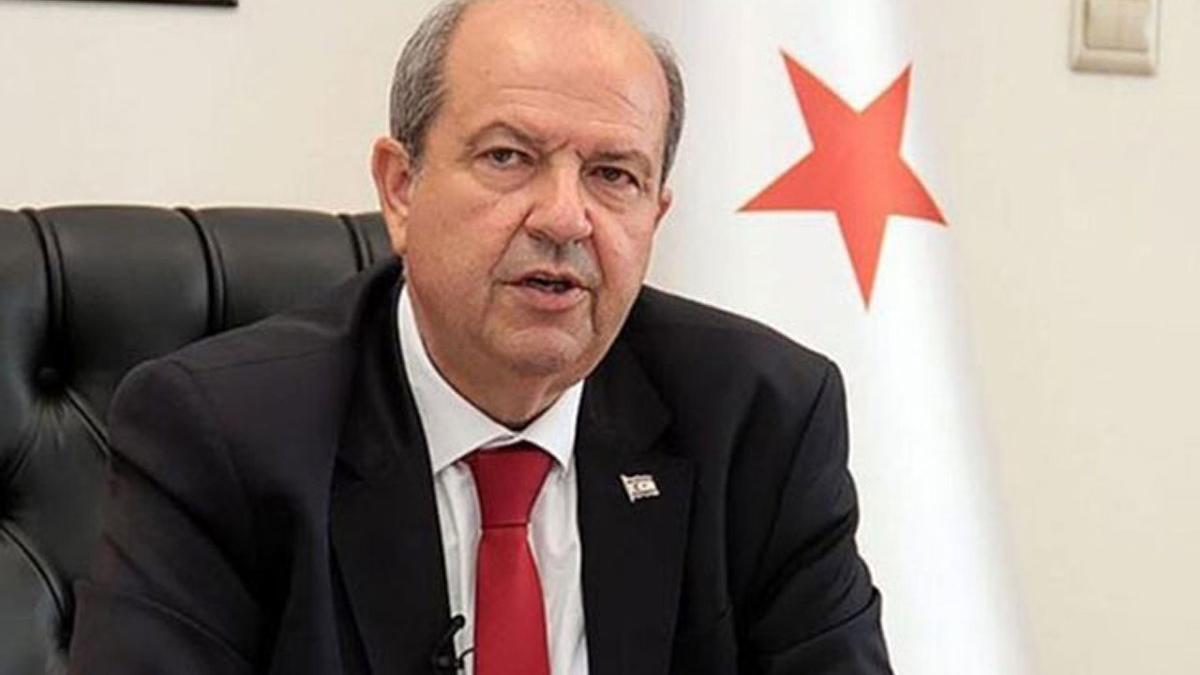 KKTC Cumhurbaşkanı Tatar: Biden'ın tarihi gerçekleri saptıran açıklamasını kınıyorum