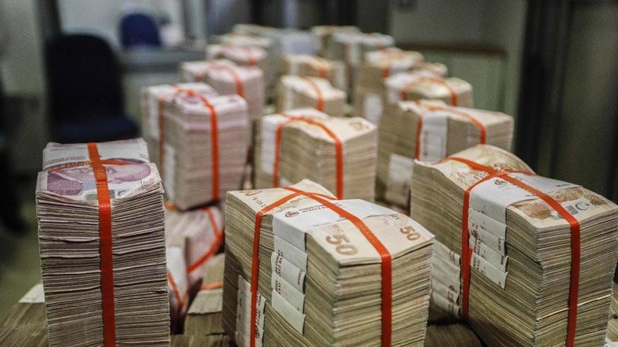 Hazinenin borcu 2 trilyona ulaştı