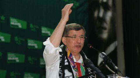 Ahmet Davutoğlu'ndan dikkat çeken Erdoğan açıklaması