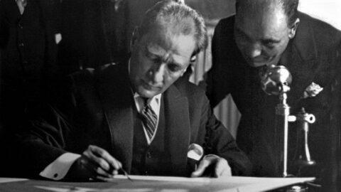 Atatürk'ün vasiyetinin iptali istenemeyecek!