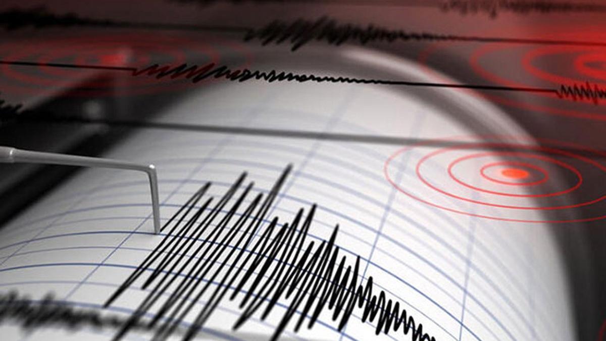 Aydın'da korkutan deprem... Son depremler