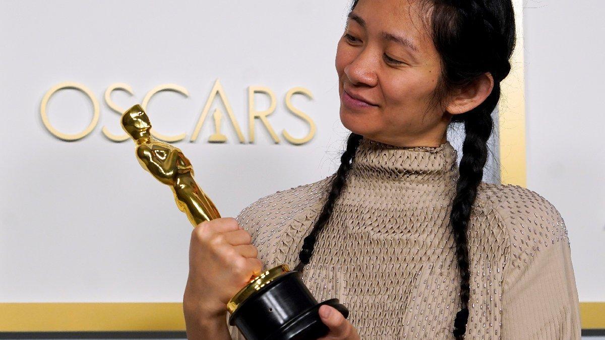 Oscar'ı kazanan Chloé Zhao'ya ülkesinden sansür