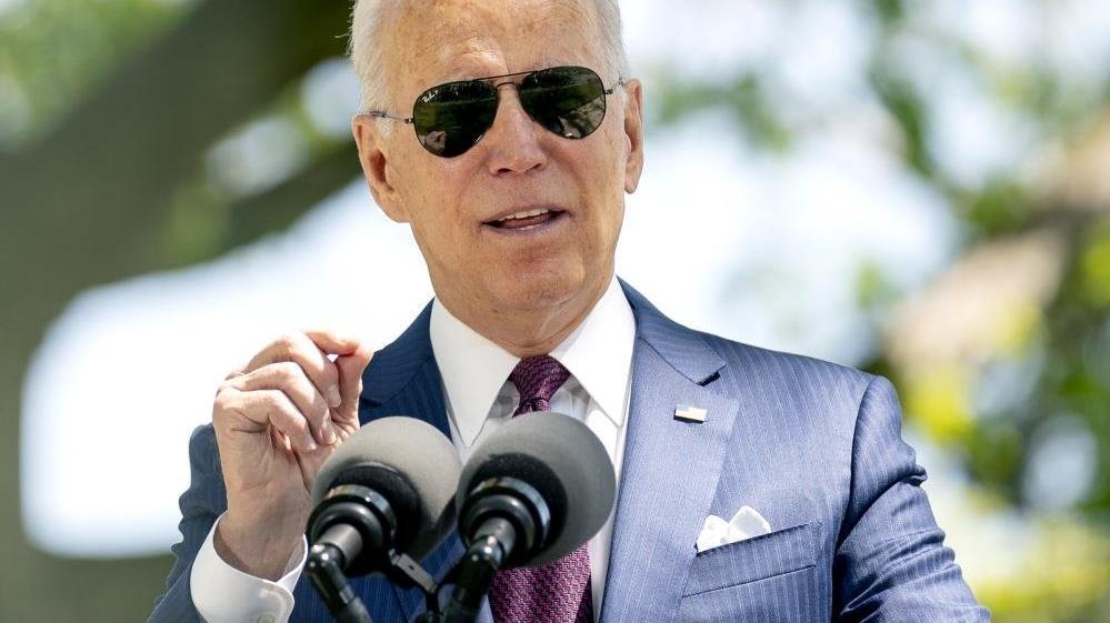 Joe Biden corona mücadelesinde ABD'nin son durumunu açıkladı