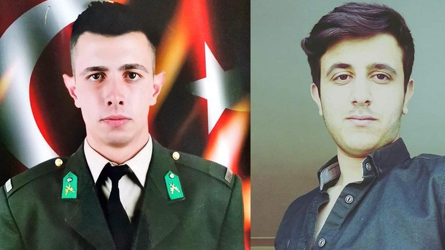 Kuzey Irak'ta 2 askerimiz şehit oldu