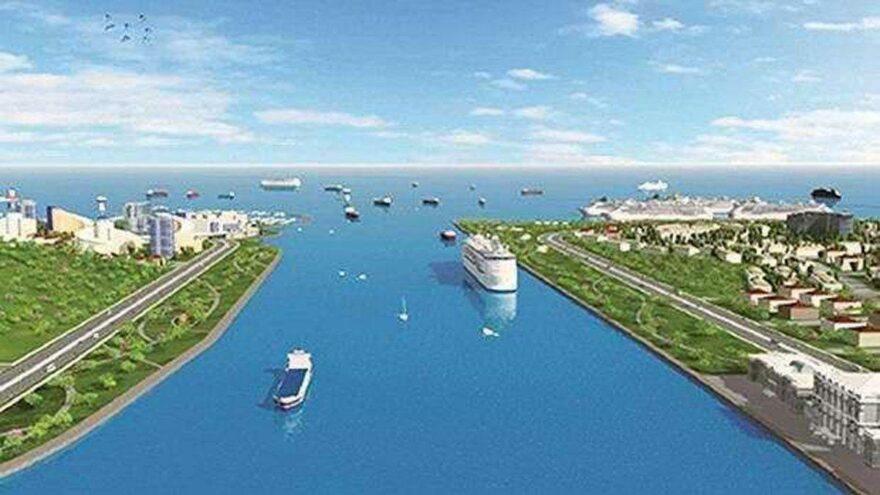 Halkın yarısı Kanal İstanbul'a karşı ve Montrö'nün yanında
