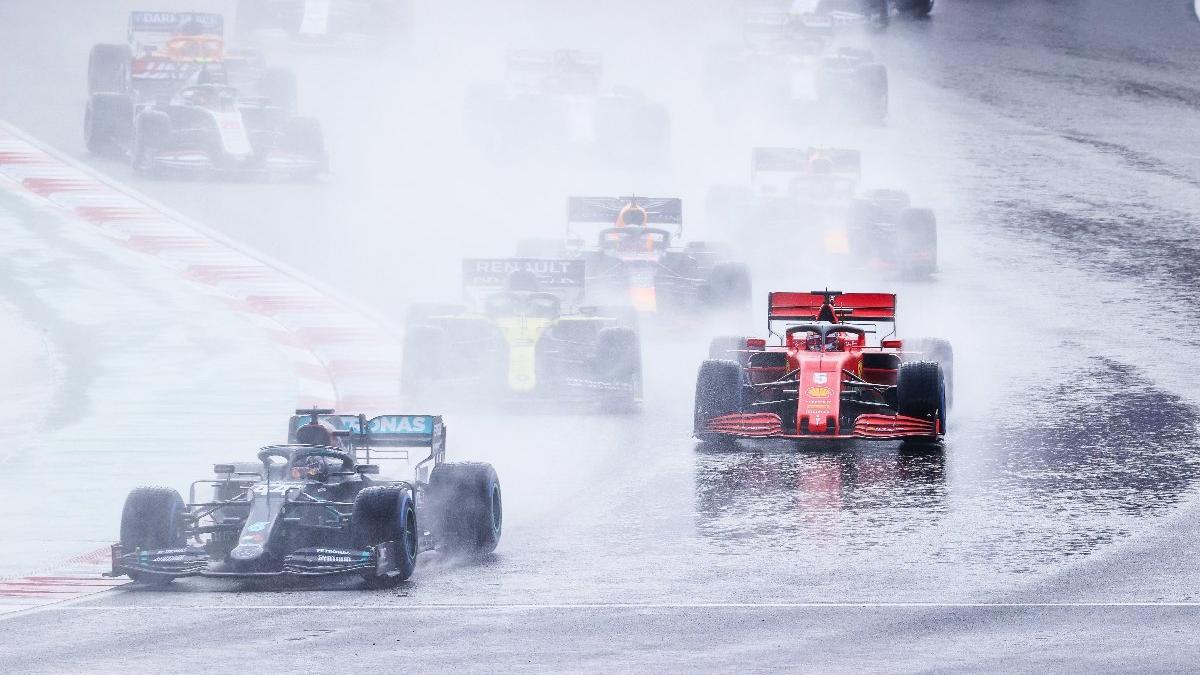 Formula 1 bir kez daha İstanbul'da