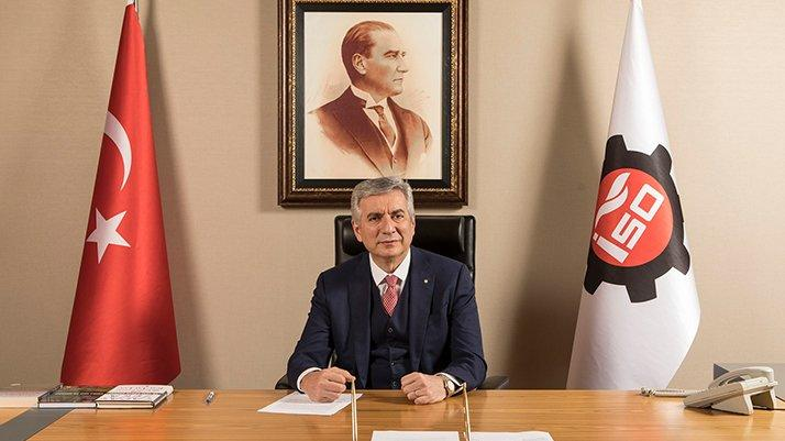 İSO Başkanı Bahçıvan: Sanayicilerin vergi ve SGK primleri ertelenmeli