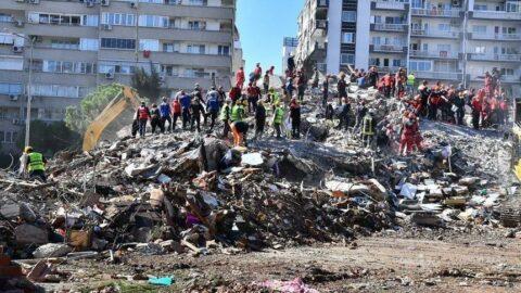İzmir depremine soruşturma: 22 kişiye gözaltı kararı