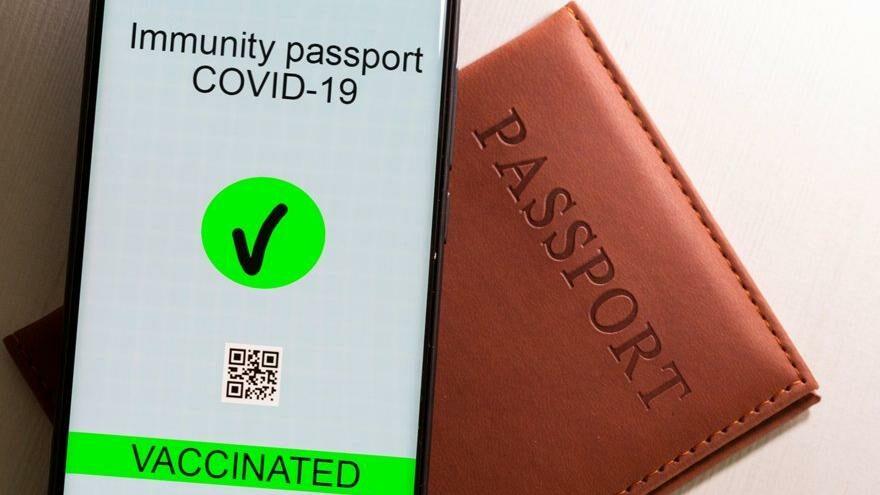 İngiltere: Telefon uygulaması, Covid-19 aşı pasaportu olacak