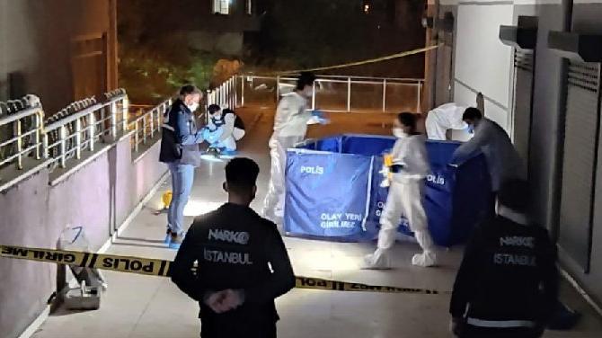 29 yaşındaki İranlı polis baskınında sekizinci kattan düşerek can verdi