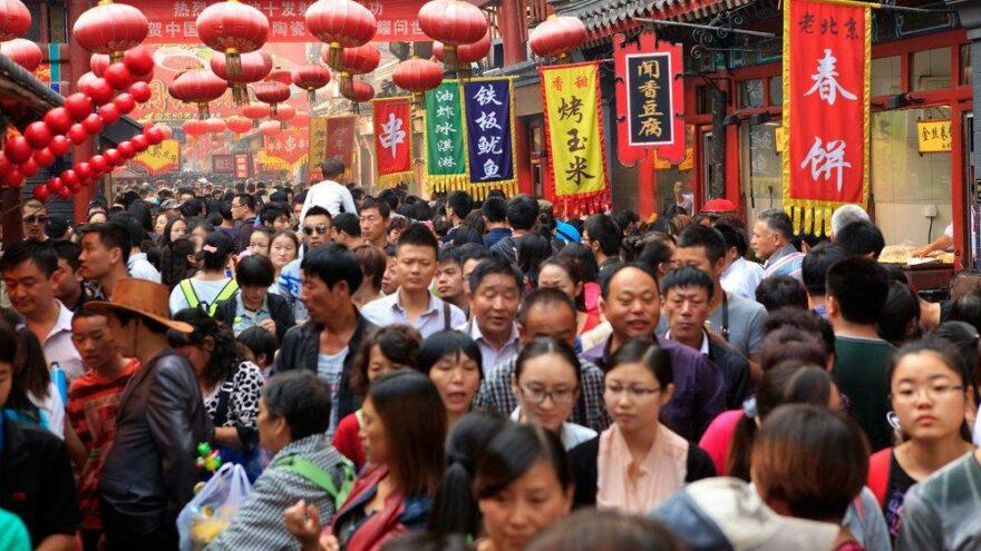Çin'de 60 yıl sonra bir ilk: En kalabalık ülkenin nüfusu azaldı