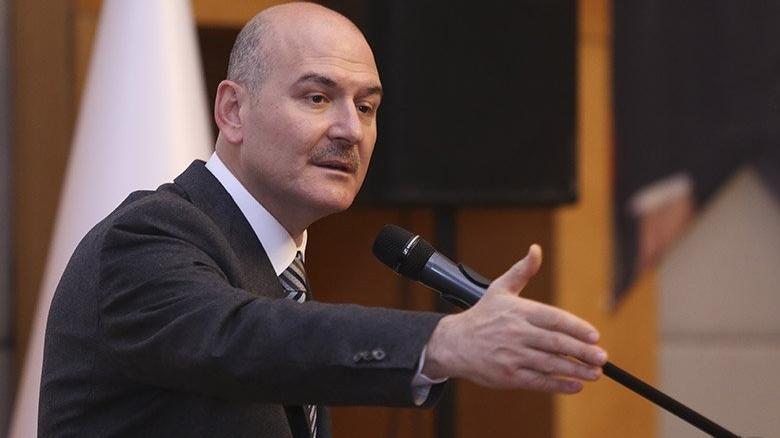 Süleyman Soylu gri pasaportla yurt dışına gidip dönmeyenlerin sayısını açıkladı
