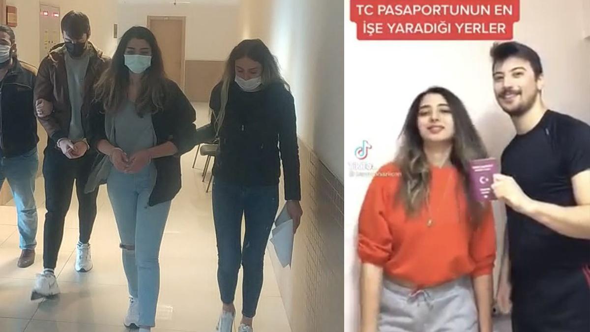 Tiktok'ta Türk pasaportunu aşağılayan gençler: Vatanını ve milletini seven insanlarız