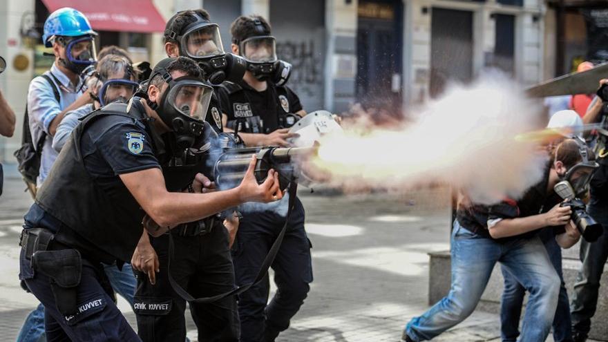 Gezi'de eziyet edildi polis yeniden soruşturulsun