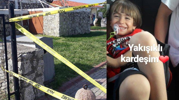 Büyükçekmece'de su deposuna düşen çocuk hayatını kaybetti