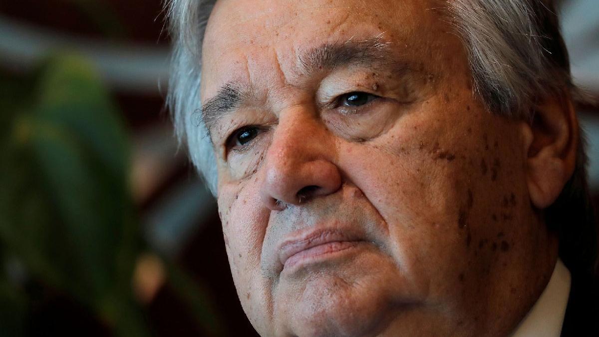 BM Genel Sekreteri Guterres'ten Kıbrıs açıklaması: Vazgeçmeyeceğim