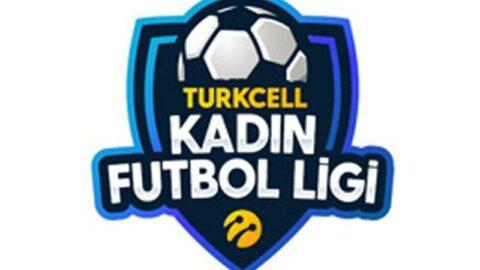 Kadın Futbol Ligi'nde yarı finalistler belli oldu