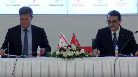 Türkiye ile KKTC arasında petrol ürünleri ticaretinde iş birliği anlaşması