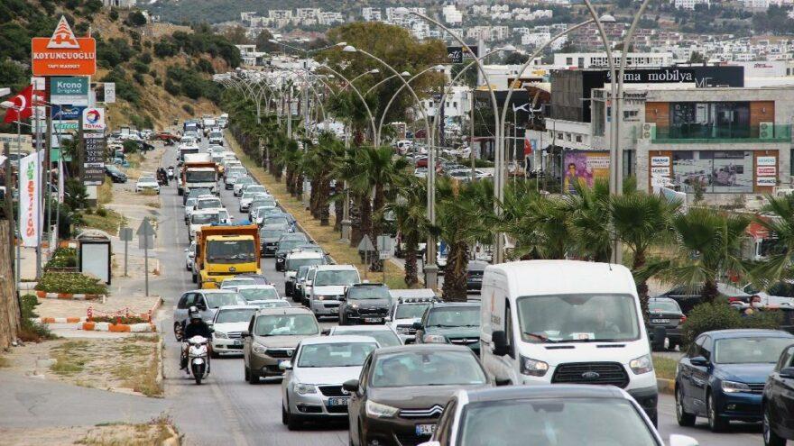 Bodrum'un nüfusu yarım milyona çıktı
